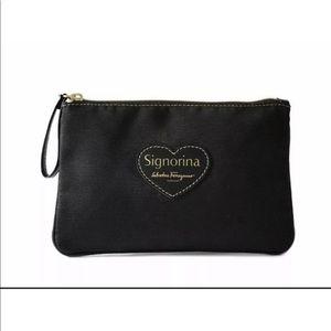 SALVATORE FERRAGAMO SIGNORINA WRIST BAG